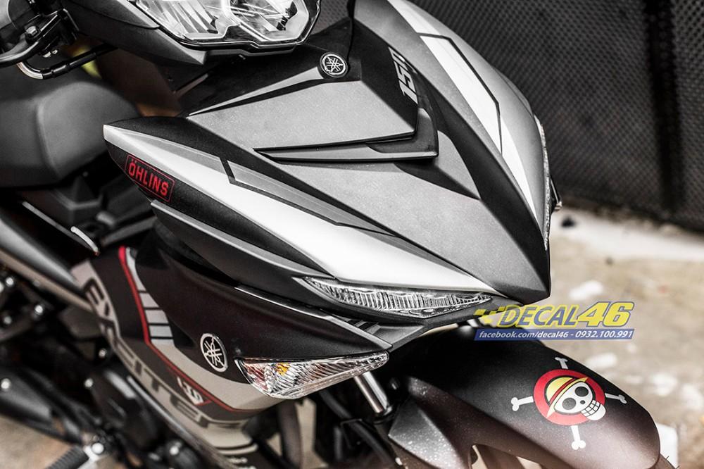 Tem xe Exciter 150 2019 Ducati nhom den do tai Decal 46 - 5