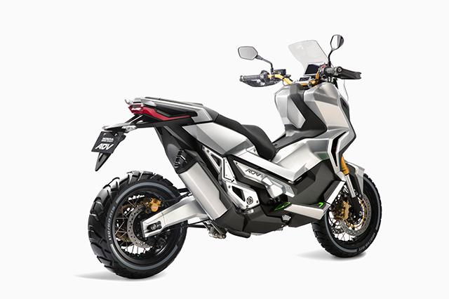 Tin don Honda chuan bi phat trien XADV o phan khuc 150 va 250 - 4
