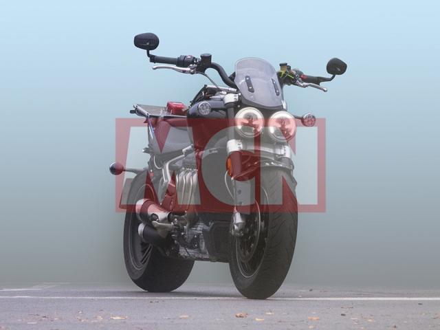 Triumph Rocket III 2019 doi thu cua Ducati XDiavel chinh thuc lo dien