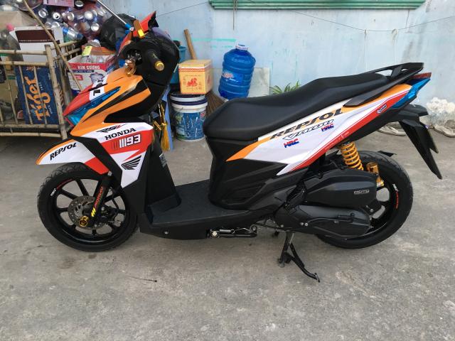 Vario 125 Tinh Te Nhe Nhang Voi Tem Repsol 2018 - 5
