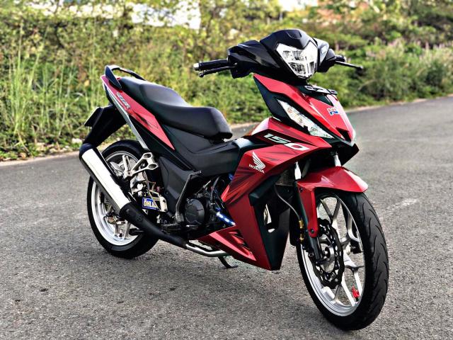Winner 150 do voi nhung nang cap mang duong net tuyet my cua biker Bac Lieu - 4