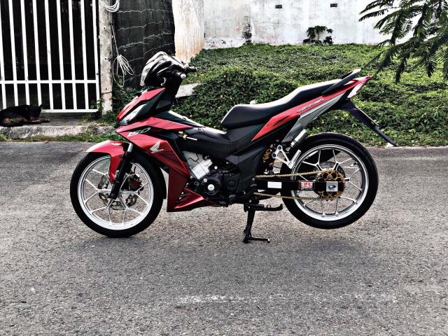 Winner 150 do voi nhung nang cap mang duong net tuyet my cua biker Bac Lieu - 5