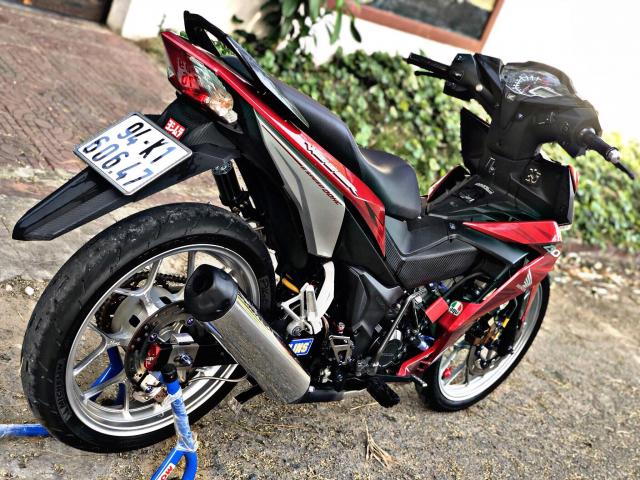 Winner 150 do voi nhung nang cap mang duong net tuyet my cua biker Bac Lieu - 7