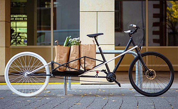 Xe dap gap Convercycle bike 2 in 1 - 3