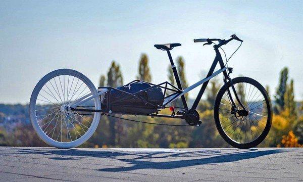 Xe dap gap Convercycle bike 2 in 1 - 6
