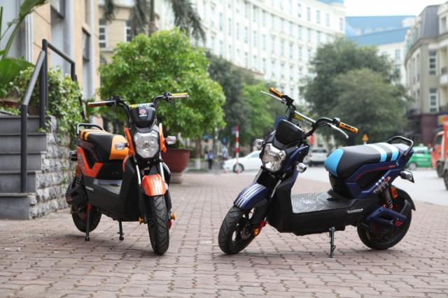 Xe Dien Zoomer Dibao Khang dinh phong cach - 2