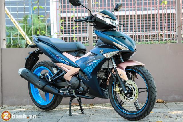 Yamaha Exciter 150 NVX 155 phien ban Doxou Trao luu xe thoi trang moi cua gioi tre 2019 - 10