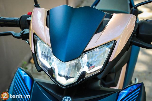 Yamaha Exciter 150 NVX 155 phien ban Doxou Trao luu xe thoi trang moi cua gioi tre 2019 - 12