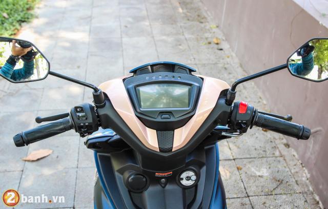 Yamaha Exciter 150 NVX 155 phien ban Doxou Trao luu xe thoi trang moi cua gioi tre 2019 - 14