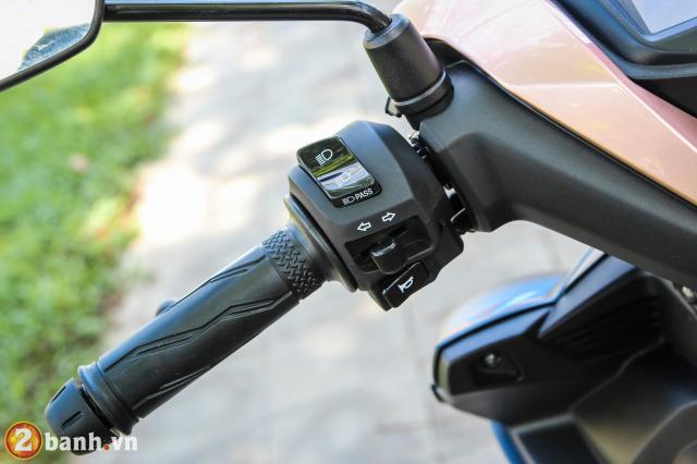 Yamaha Exciter 150 NVX 155 phien ban Doxou Trao luu xe thoi trang moi cua gioi tre 2019 - 17