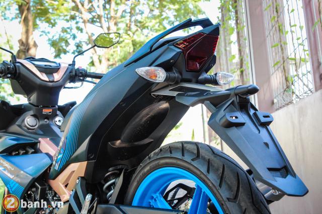 Yamaha Exciter 150 NVX 155 phien ban Doxou Trao luu xe thoi trang moi cua gioi tre 2019 - 20