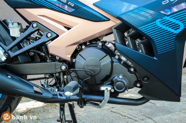 Yamaha Exciter 150 NVX 155 phien ban Doxou Trao luu xe thoi trang moi cua gioi tre 2019 - 24