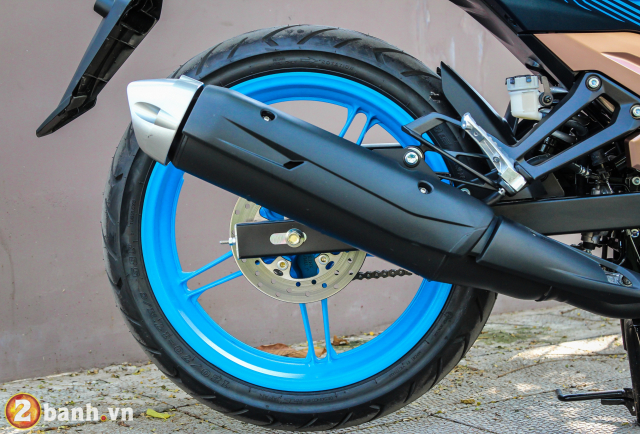 Yamaha Exciter 150 NVX 155 phien ban Doxou Trao luu xe thoi trang moi cua gioi tre 2019 - 26