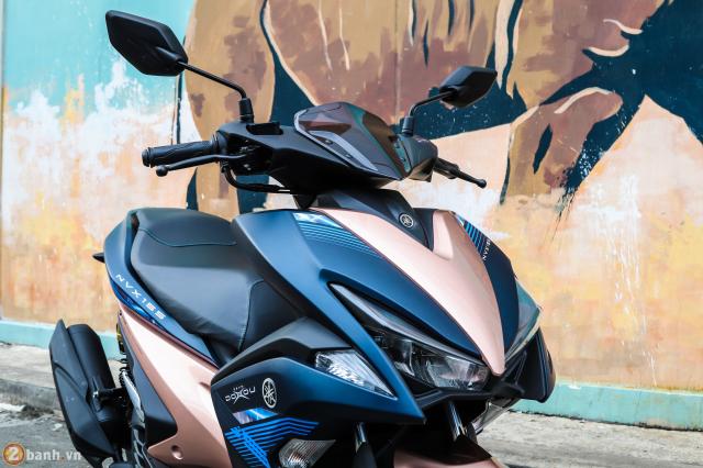 Yamaha Exciter 150 NVX 155 phien ban Doxou Trao luu xe thoi trang moi cua gioi tre 2019 - 28