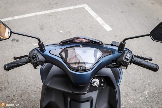 Yamaha Exciter 150 NVX 155 phien ban Doxou Trao luu xe thoi trang moi cua gioi tre 2019 - 31