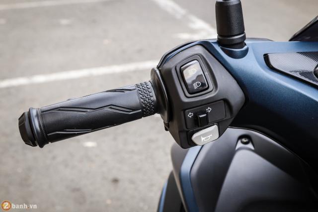 Yamaha Exciter 150 NVX 155 phien ban Doxou Trao luu xe thoi trang moi cua gioi tre 2019 - 33