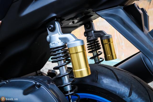 Yamaha Exciter 150 NVX 155 phien ban Doxou Trao luu xe thoi trang moi cua gioi tre 2019 - 49