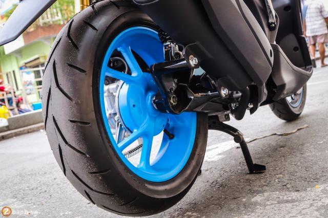Yamaha Exciter 150 NVX 155 phien ban Doxou Trao luu xe thoi trang moi cua gioi tre 2019 - 50