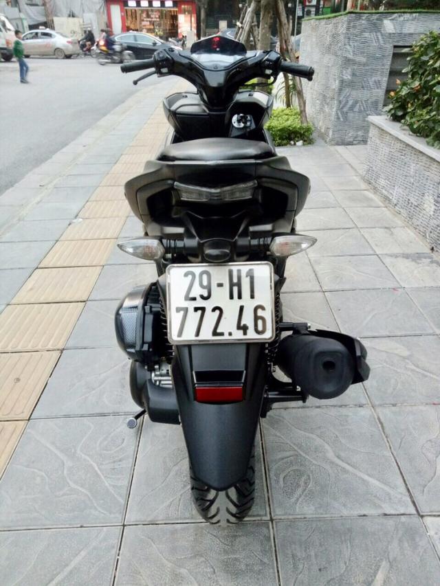 Yamaha NVX 155 Fi 2017 ban cao cap den san moi 99 bs 29H 77246 c chu nu ban 385 trieu cho ac - 2