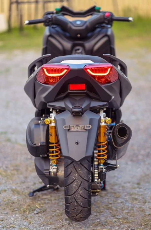 Yamaha XMax300 do gay can voi he thong phanh Brembo Billet cao cap - 8