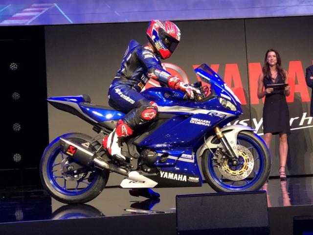 Yamaha YZFR3 2019 phien ban WSSP300 duoc tiet lo thong so - 5
