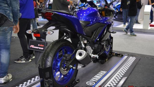 Yamaha R3 2019 se co gia ban sieu re do su dung linh kien noi dia tai An Do - 6