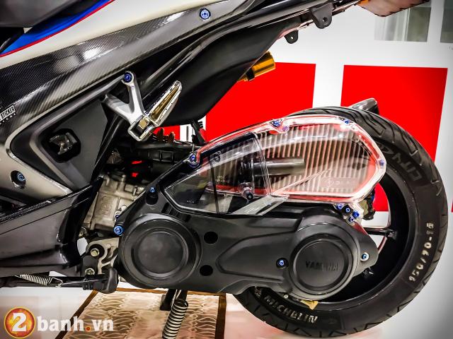 Zhipat ra mat op loc gio trong suot MOI danh cho Yamaha NVX Vario va Vision 2019
