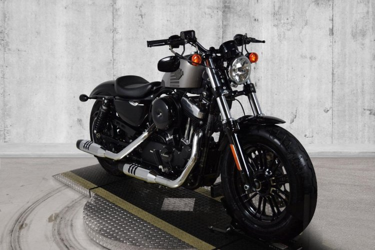 Can Ban HarleyDavidson Sportster FortyEight XL1200X - 4