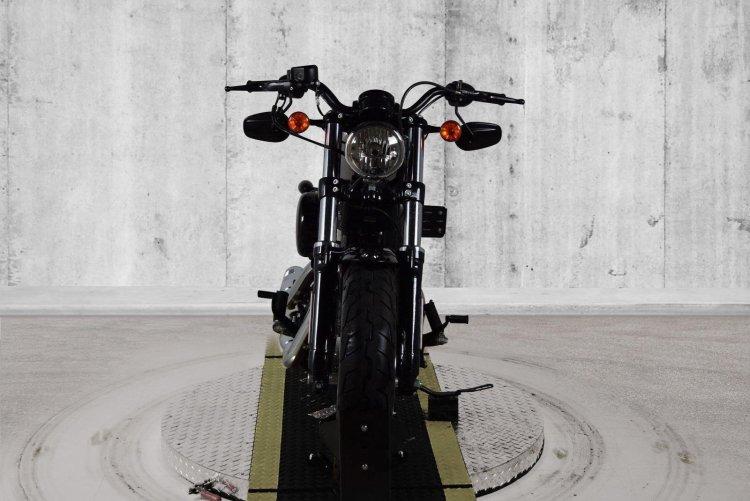 Can Ban HarleyDavidson Sportster FortyEight XL1200X - 5