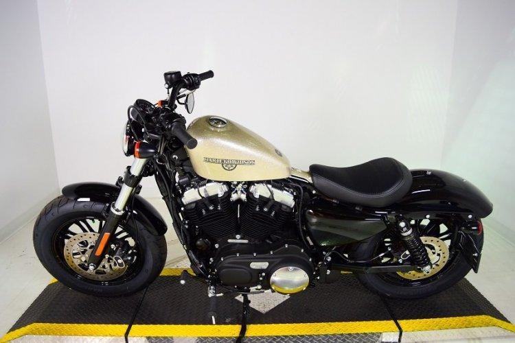 Can Ban HarleyDavidson Sportster FortyEight XL1200X - 13