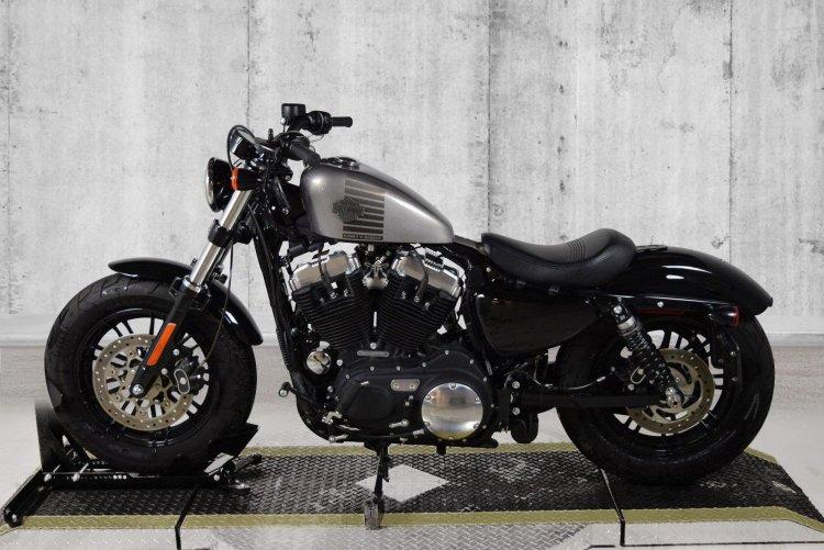 Can Ban HarleyDavidson Sportster FortyEight XL1200X - 9