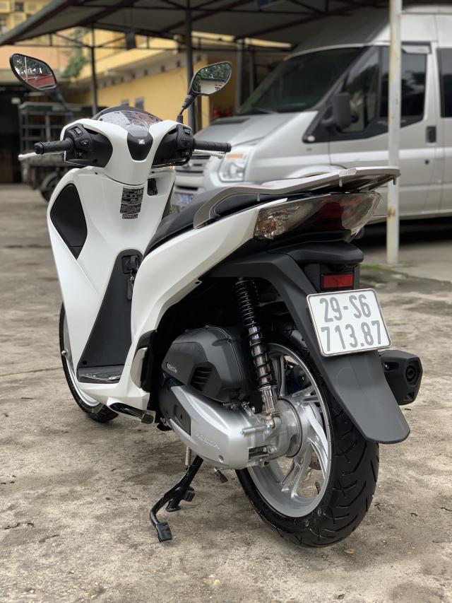 Ban SH Viet 150 ABS 112018 mau Trang Nhu Moi Xe chay chuan 1000km - 4