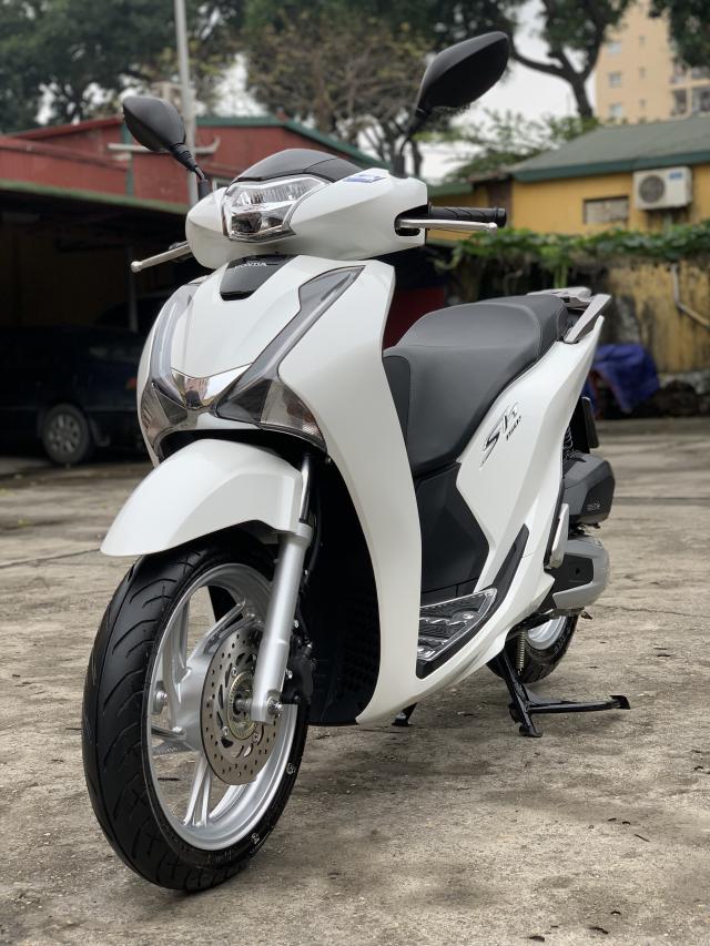 Ban SH Viet 150 ABS 112018 mau Trang Nhu Moi Xe chay chuan 1000km - 5