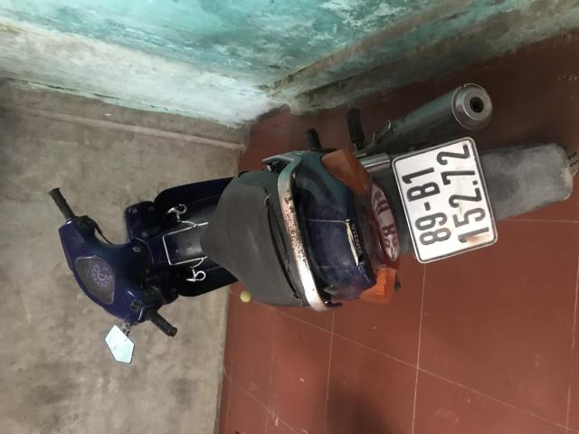 Ban xe future doi dau chinh chu