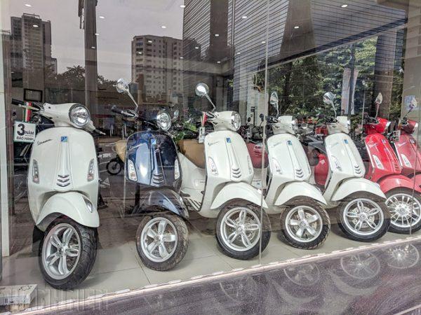 Ban xe may cu mua cac loai xe cu gia cao tai Ha Noi - 3
