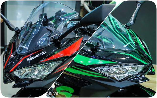Bang gia xe Kawasaki tai Viet Nam thang 022019