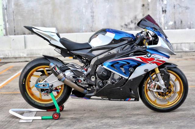 BMW S1000RR do sac xao voi nang cap new 100 - 19