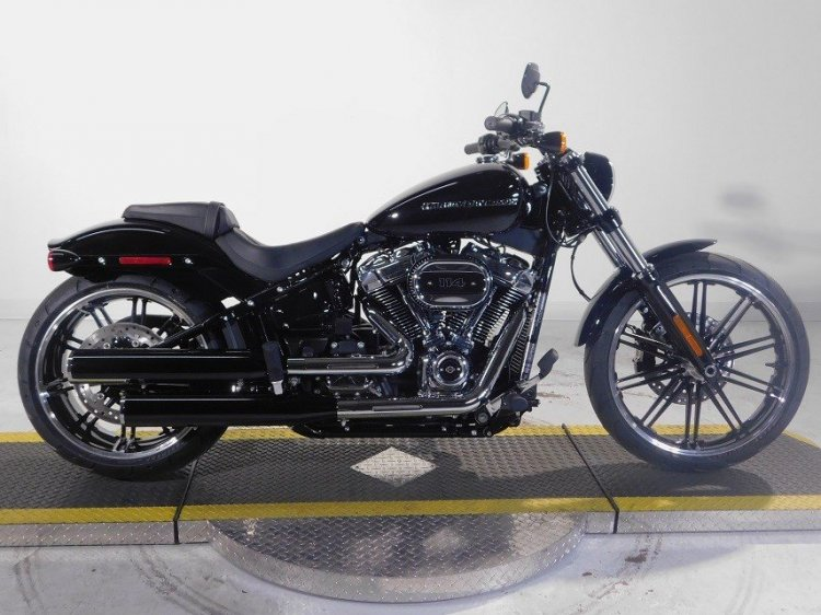 Can ban HarleyDavidson Softail Breakout 114 FXBRS