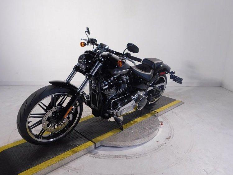 Can ban HarleyDavidson Softail Breakout 114 FXBRS - 2