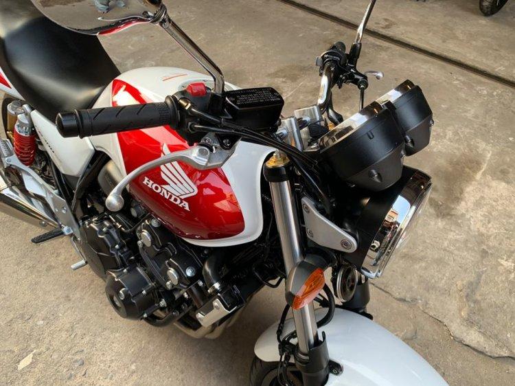 Can ban HONDACB400cc date 2016 - 3