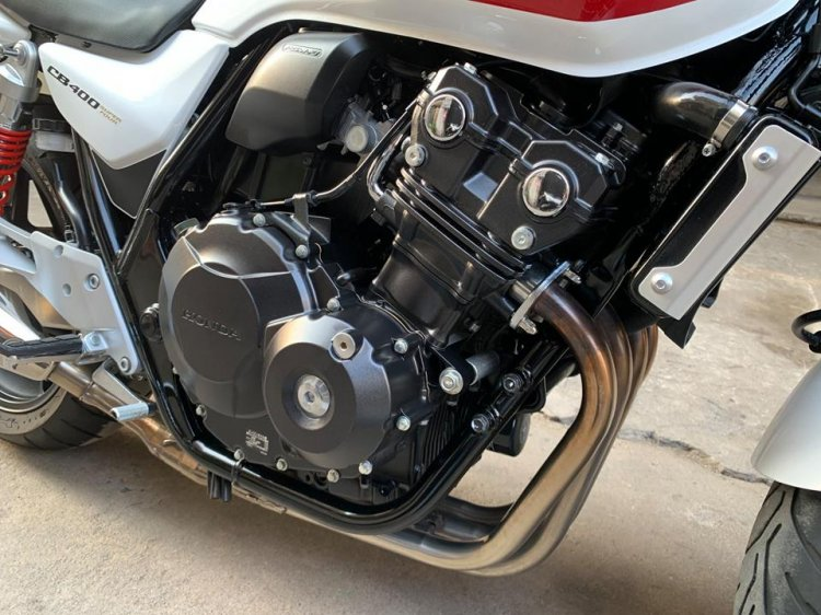 Can ban HONDACB400cc date 2016 - 2