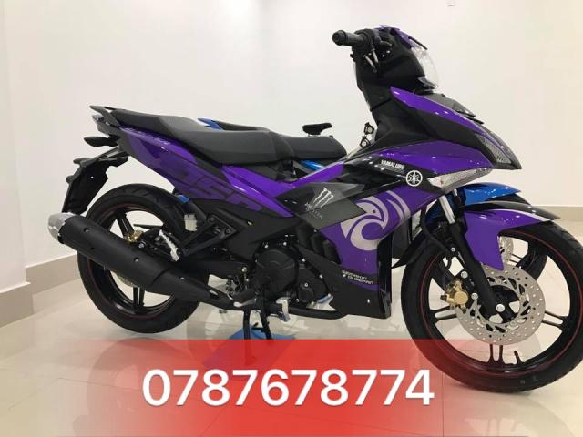 Chuyen thanh Ly Cac loai xe Kawasaki HondaSuzukiYamaha Hai Quan Gia Re - 5