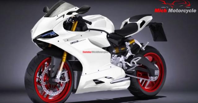 Ducati Panigle 300 du kien san xuat danh cho thi truong An Do