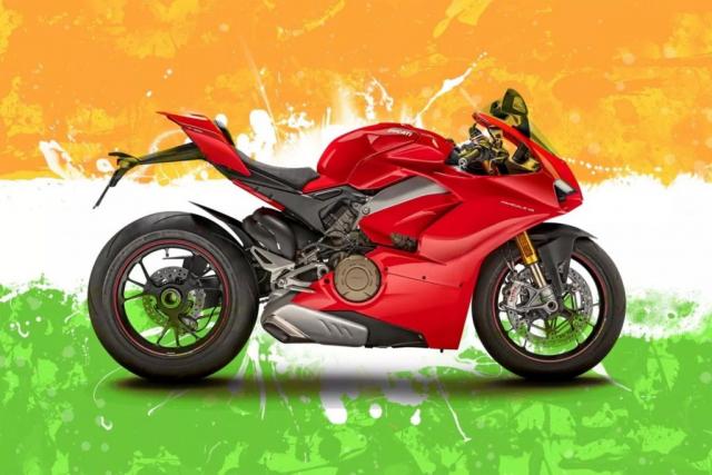 Ducati Panigle 300 du kien san xuat danh cho thi truong An Do - 4