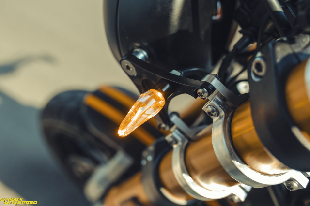 Ducati Scrambler 1100 Sport do Ve dep thanh lich day ap cong nghe tren duong pho Viet - 21