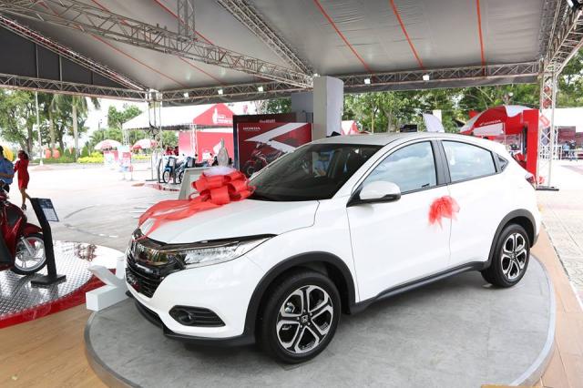 Hon 400000 khach hang dong hanh cung su kien Honda Tron niem tin 2018 - 3