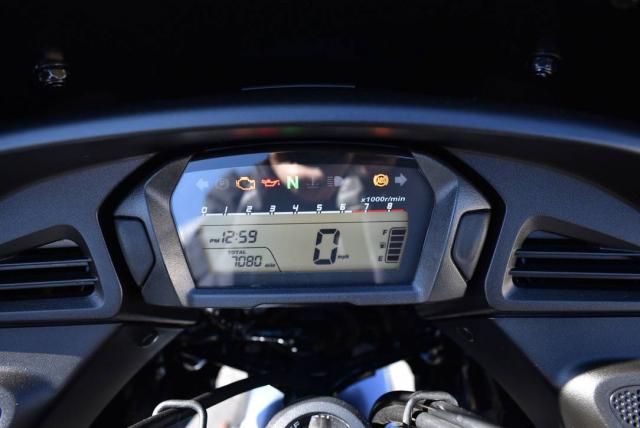 HONDA CTX700 DCT ABS 2015 Xam xanh anh kim - 6