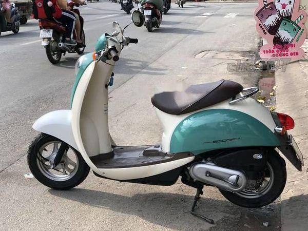 Honda Scoopy 50cc sieu ca tinh cho gioi tre yeu xe doc - 2