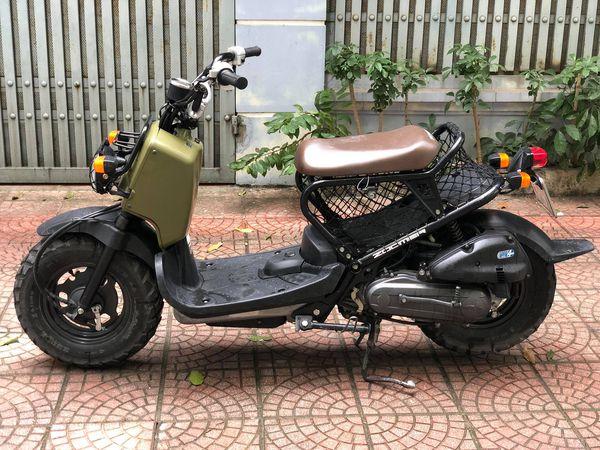 Honda Zoomer 50cc Xe ngau cho nhung tay choi ca tinh