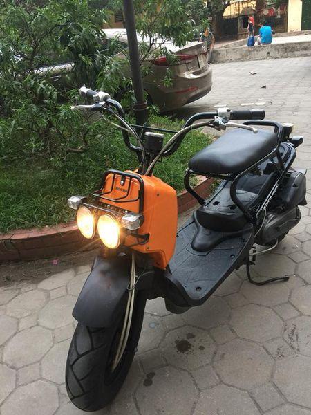 Honda Zoomer 50cc Xe ngau cho nhung tay choi ca tinh - 5